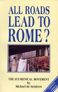 All Roads Lead to Rome? - Front Cover